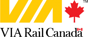 CPA Convention 2017 VIA Rail Logo