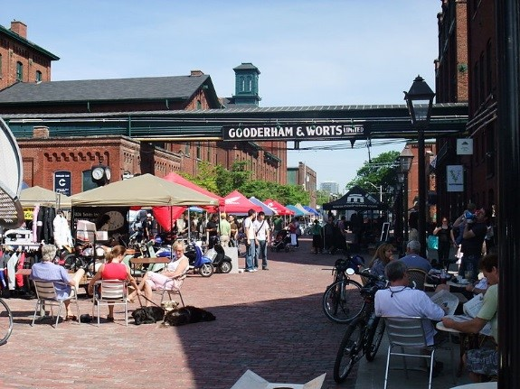 "CPA announces ""Distillery District Dine-Around"""