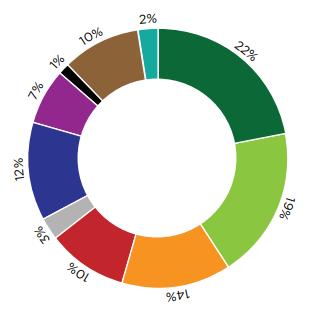 2019 Employment Sector Statistics